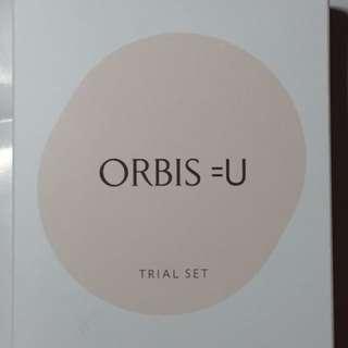 ORBIS 潤澤活顏ㄧ週體驗組