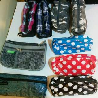 Little Make/ Pencil Bags