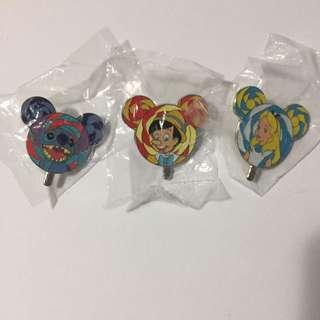 迪士尼徽章 DISNEY PIN 棒棒糖 系列