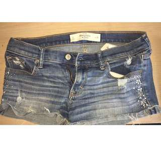 Aerocrombie And finch Shorts