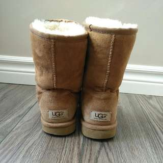 Original Light Brown Uggs