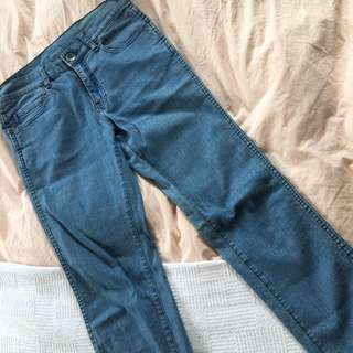 Dr Denim Straight Leg Jeans