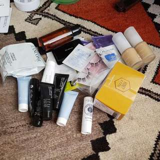 Beauty Samples And Refills