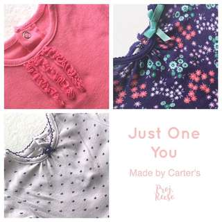 Just One You made by Carter's Onesies 6M