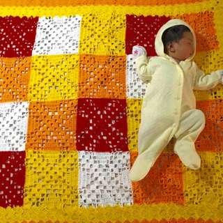 Crocheted Multipurpose Mat