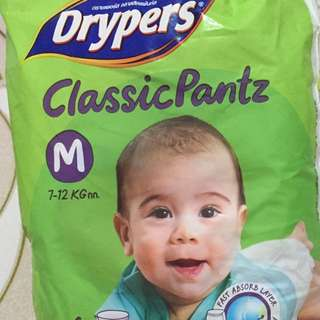 Drypers Diaper pants
