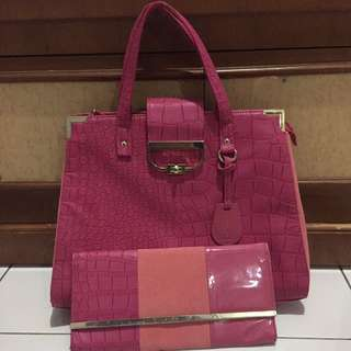 Set Bag & Clutch Oriflame
