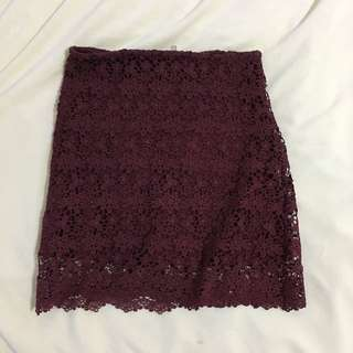 SWS Lace Skirt
