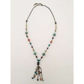 Bohemian Chic Retro Necklace Jewels