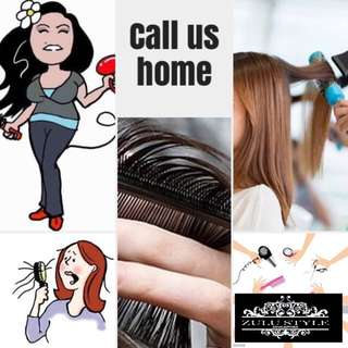 Hair & Beauty Services At Your Doorstep