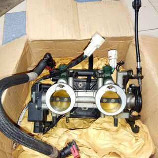 ER6 / VERSYS 650 Throttle Body / Fuel Injection