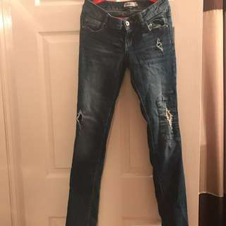 Jeans Size 1