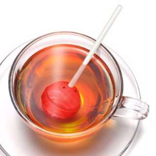Lollipop Silicone Tea Infuser Strainer Loose Leaf Leaves Party Door Gift Goodie Bag