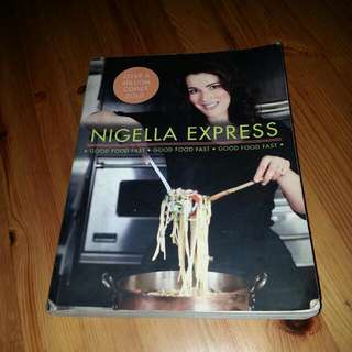 Nigella Express Cookbook