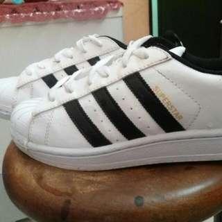 Sepatu Adidas Foundation Black