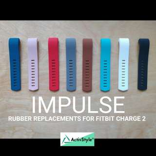 🚚 Fitbit Charge 2 Replacement Band Strap