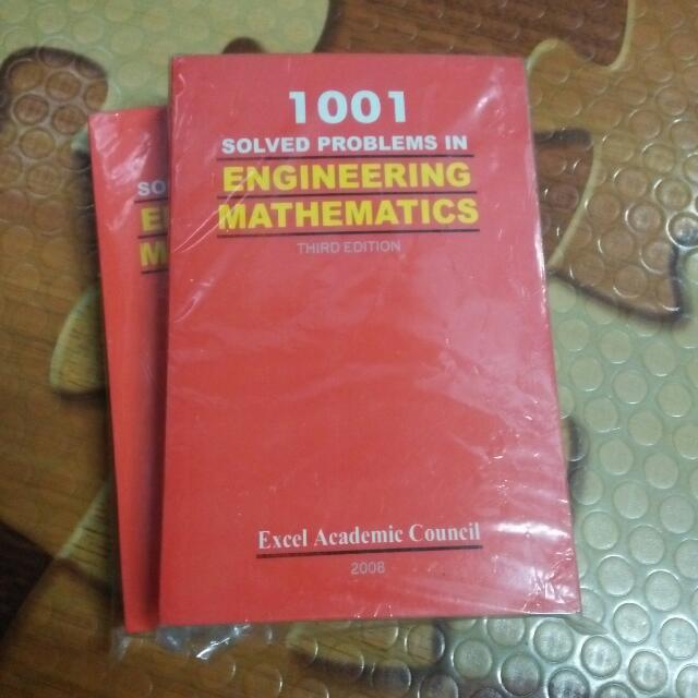 1001 ENGINEERING MATHEMATICS