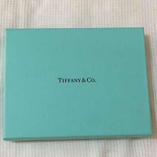 Tiffany & Co. Leather Picture Frame