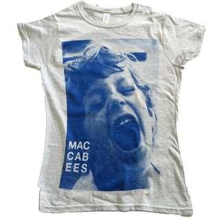 Official Merch The Maccabees Shirt