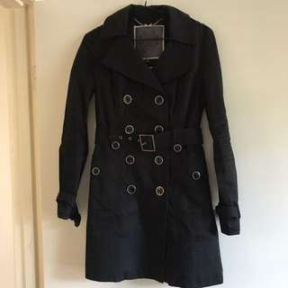 Forever New Trench Coat #EOFYSALE