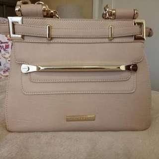 Cream Handbag By Collette Hayman