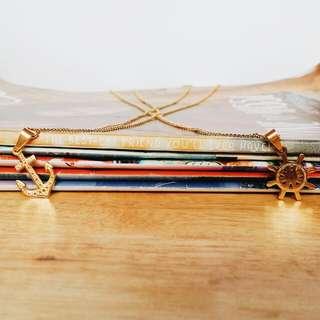 Couple Necklace
