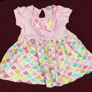 Hush Puppies Baby Dress 3-12 Months