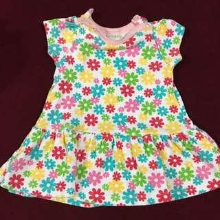 Hush Puppies Flower Baby Dress