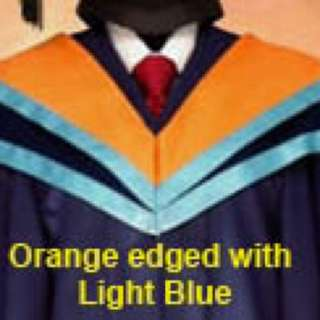 NTU NBS Graduation Convocation Gown