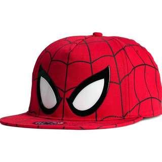 蜘蛛人棒球帽