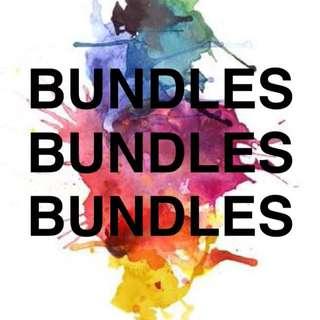BUNDLES OF CLOTHES!