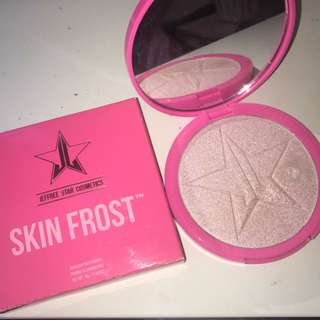 Jeffree Star Cosmetic Skin Frost Princess Cut