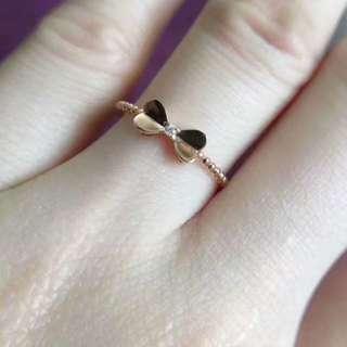 💎18K金鑽石戒指💎