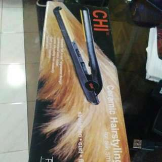 Chi Ceramic Hairstyling Iron For Silk Smooth Hair