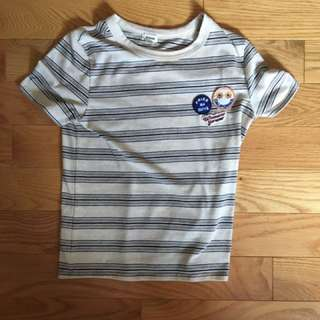 Vintage Badge T Shirt