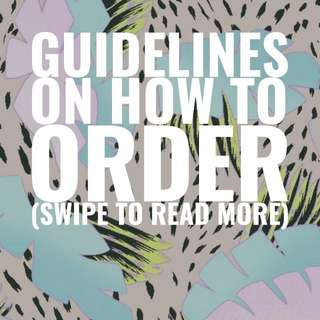 GUIDELINES (FOR SURE BUYERS ONLY)