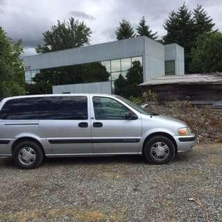2003 Chevy Venture Van
