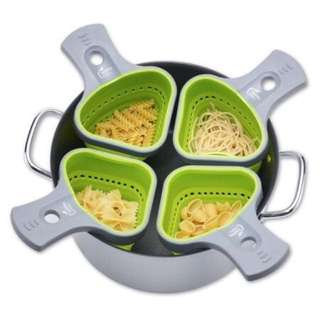 Avon - Portion Control Pasta Strainer - Set Of 4