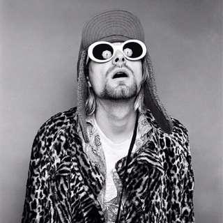 Kurt Cobain 90s Sunglasses