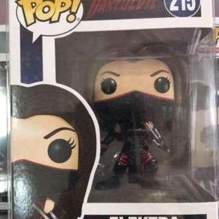 Marvel Daredevil Elektra Funko Pop