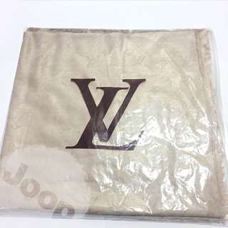 Scarf LV Cream - mirror quality