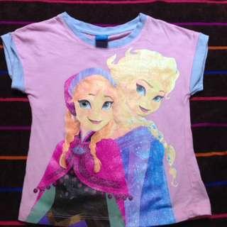 Frozen Shirt 2-3yo