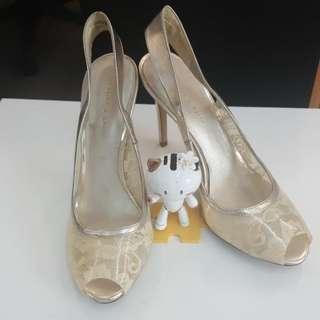 Sepatu Charles & Keith  Uk 40 Heels 10 Cm