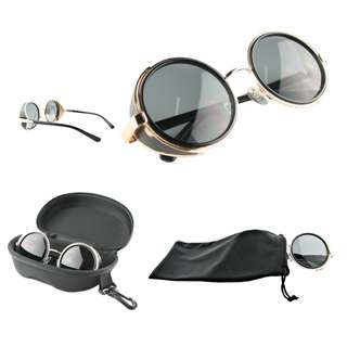 Steampunk Sunglasses - Brand New - Free Delivery