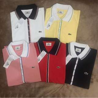 Lacoste Snap Buttons