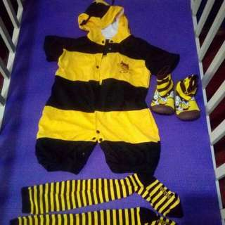 preloved bumble bee costume