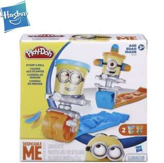 Play-doh Despicable Me Minions Stamp And Roll