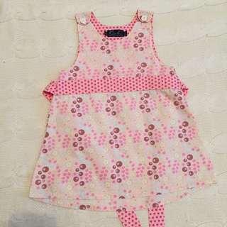 Oobi Girls Dress Size 3/4 Years