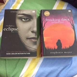 Eclipse & Breaking Dawn in Bahasa