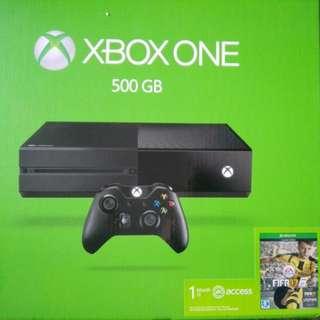Xbox one BNIB